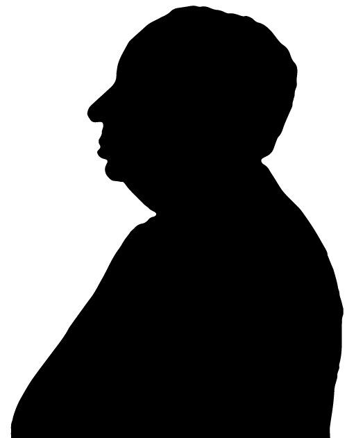 500x631 Alfred Hitchcock Wall Sticker. Wall Stickers Wall