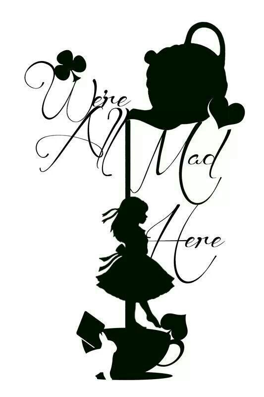 533x800 We'Re All Mad Here Disney Muppets And Such Mad
