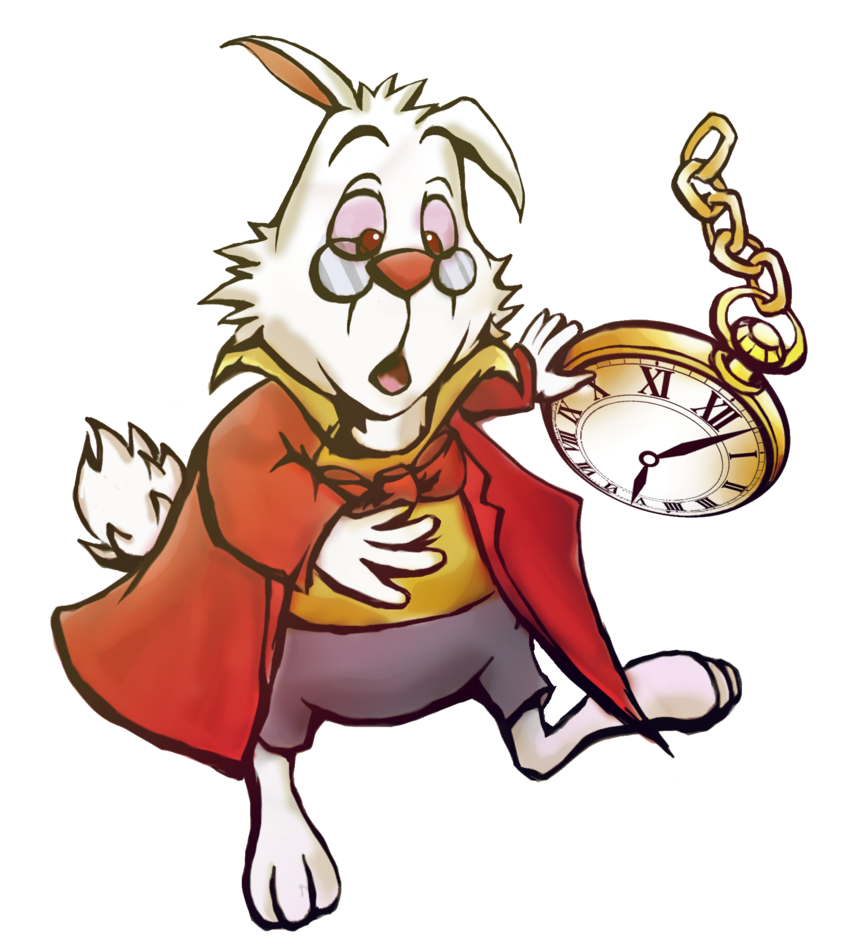842x949 Alice In Wonderland White Rabbit Clipart Collection
