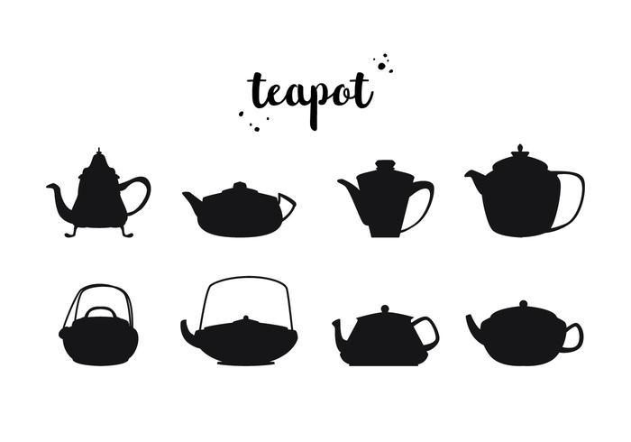 700x490 Free Teapot Vector