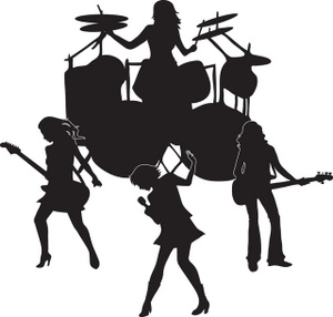 300x286 Free Band Clipart Image 0071 0907 1821 4004 Acclaim Clipart