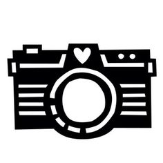 236x236 Silhouette Online Store Heart Camera