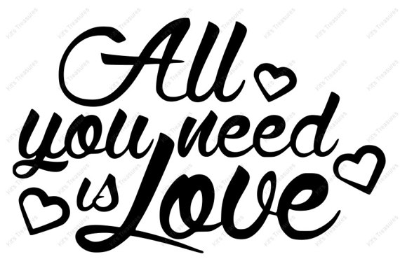 570x380 All You Need Is Love