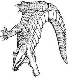 236x285 Alligator Silhouette Vector (15) Silhouette Clip Art