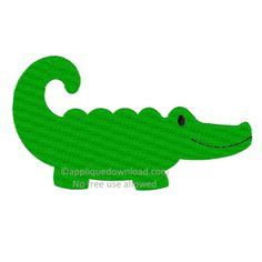 236x236 Preppy Alligator Clipart Personal Use Instant Download A310
