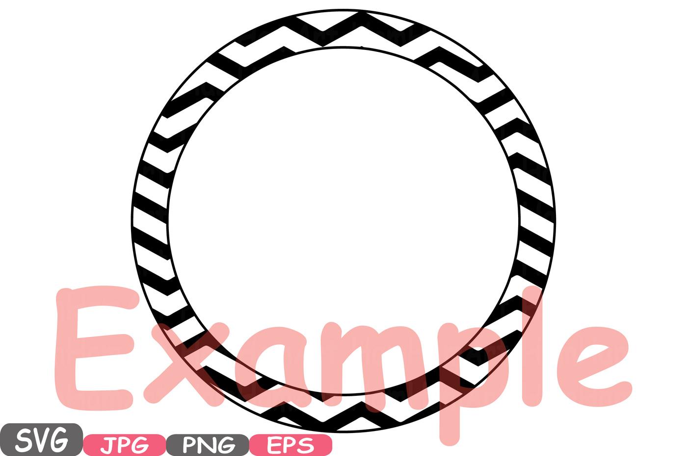 1400x931 Stripes Circle Alphabet Svg Silhouette Letters Abc Cutting Files