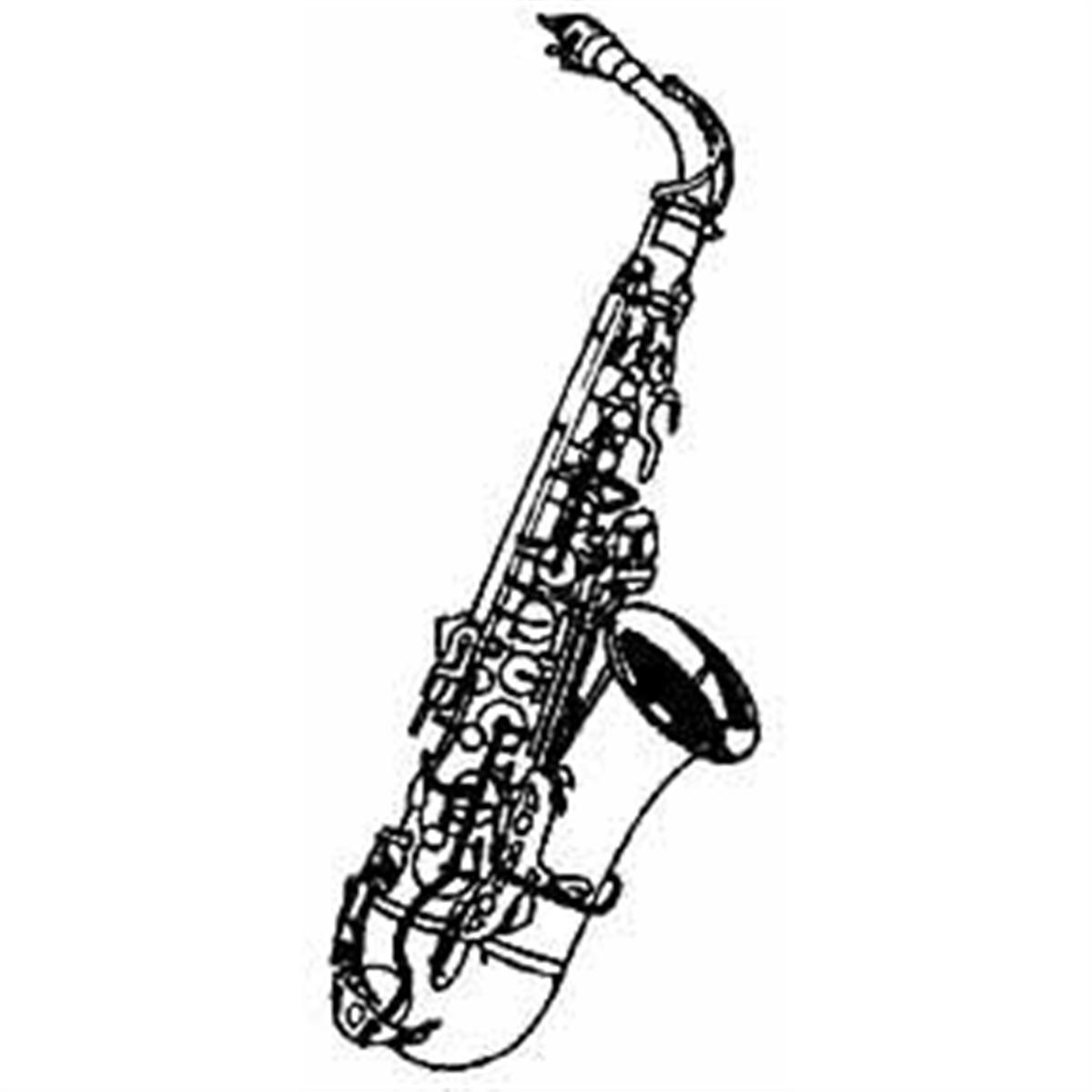 alto saxophone silhouette at getdrawings com free for personal use rh getdrawings com saxophone clipart black and white saxophone clipart free