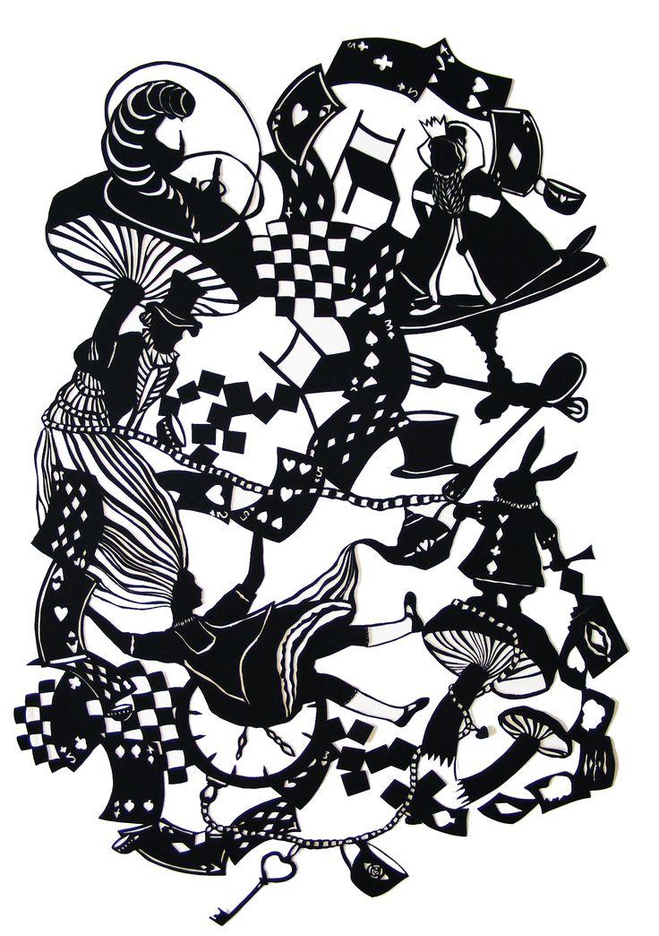 736x1044 93 Best Paper Cutting Images On Wonderland