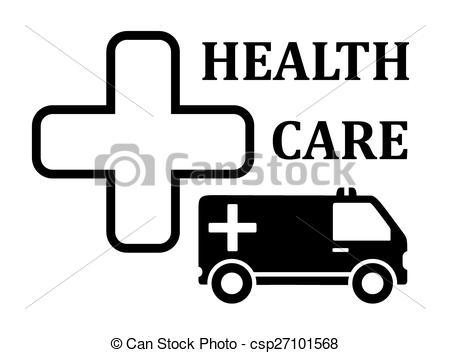 450x353 Voiture, Croix, Ambulance. Silhouette, Clip
