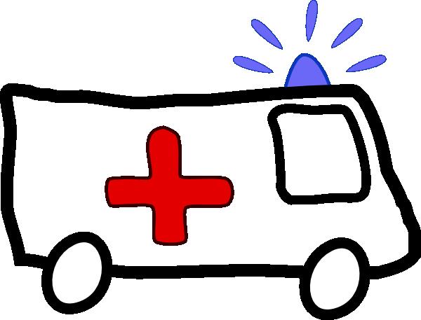 600x457 Ambulance Clip Art