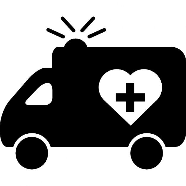 626x626 Ambulance Icons Free Download