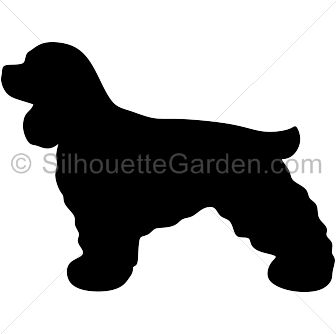 American Bully Silhouette
