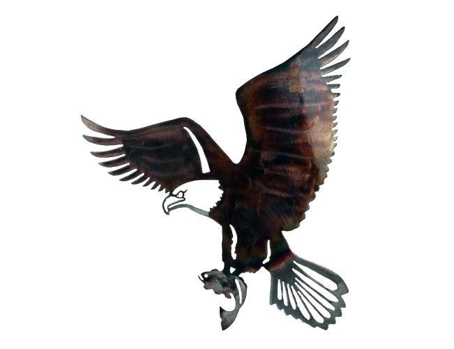 651x500 Wall Arts ~ Eagle Metal Wall Art Bald Eagle Silhouette Free