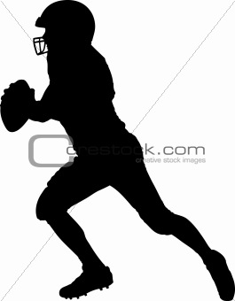265x340 Image 3357308 American Football Player From Crestock Stock Photos