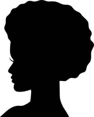 American Girl Silhouette