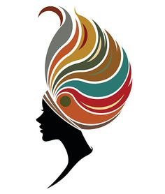 236x278 African Woman Silhouette Clip Art African American Woman