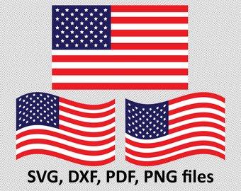 340x270 American Flag Svg Etsy