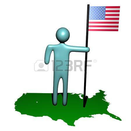 450x450 Flagpole Silhouette Clipart Collection