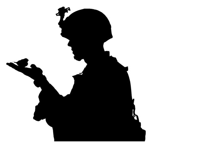 671x480 American Soldier Silhouette Keywords And Pictures