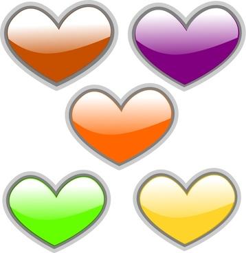 358x368 Human Heart Vector Free Vector Download (6,159 Free Vector)