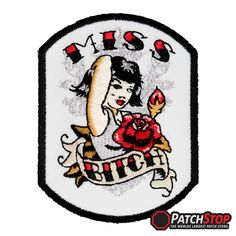 236x236 Blue Angel Amp Red Devil Patch Good Girl Vs Bad Girl, Silhouettes