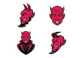 286x200 Devil Free Vector Art
