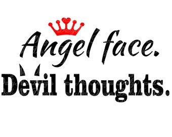 340x270 Angel And Devil Svg Etsy