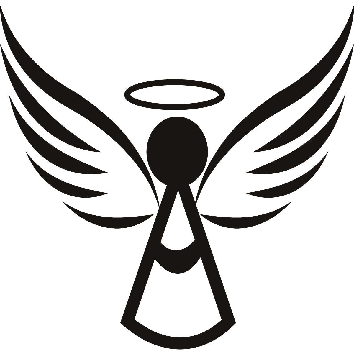 1200x1200 Angel Halo Wall
