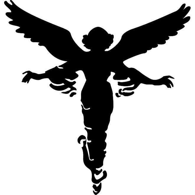 Angel Silhouette Images