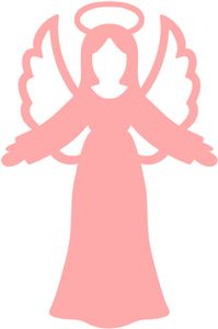 199x300 Angel Silhouette Images Collection