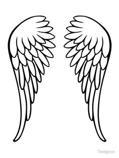 236x314 Free Wings ~ Kldezign Les Svg Des Ailes! Silhouette Cameo