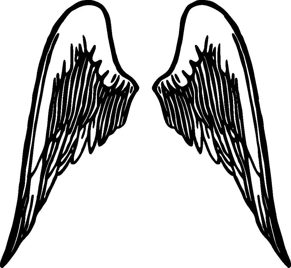 1000x923 Awesome Angel Wing Clipart Gallery