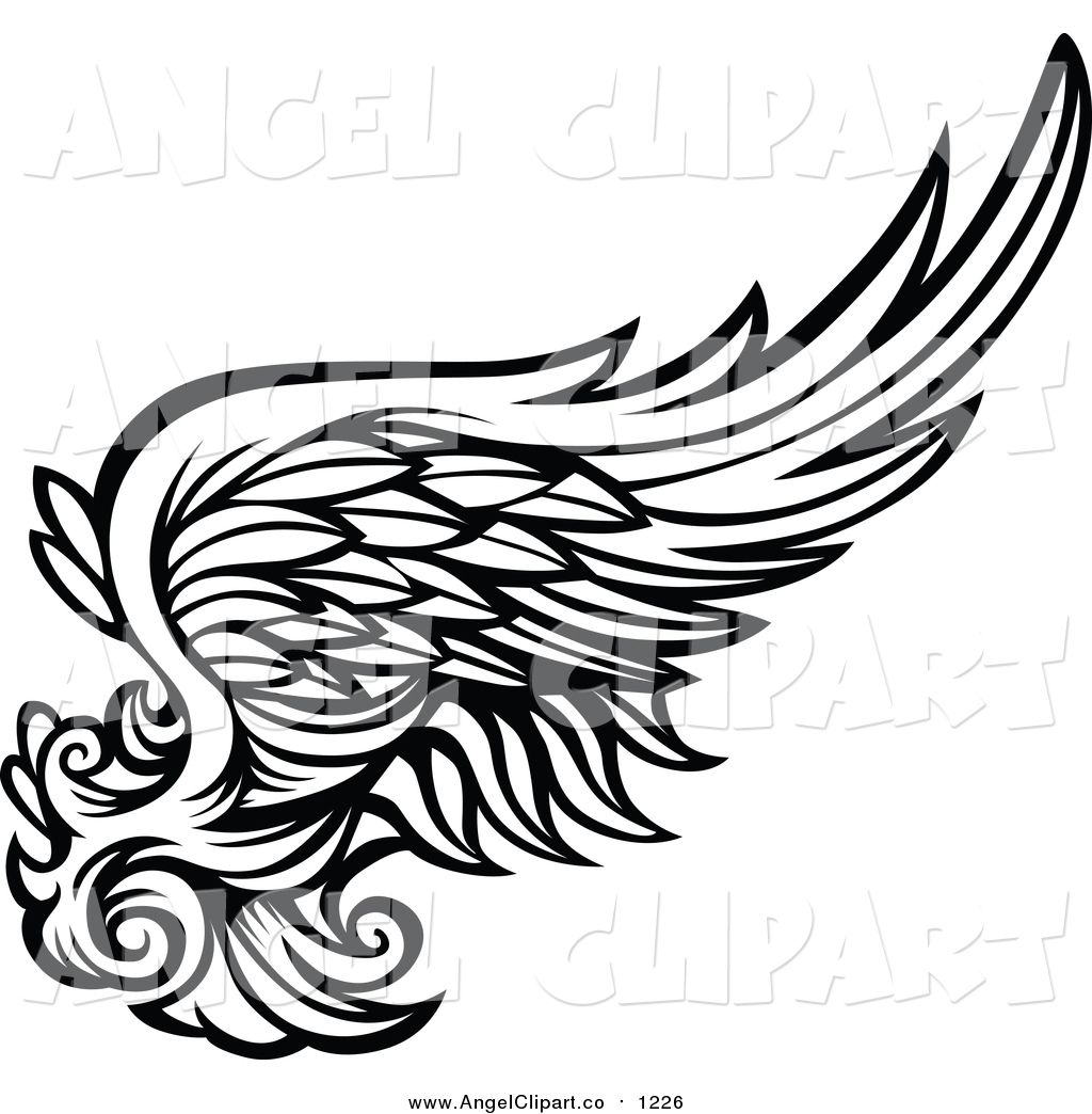 1024x1044 Image Result For Angel Clip Art Black And White Block Printing