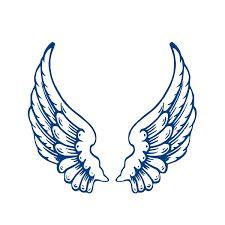 225x225 Angel Wings Logo