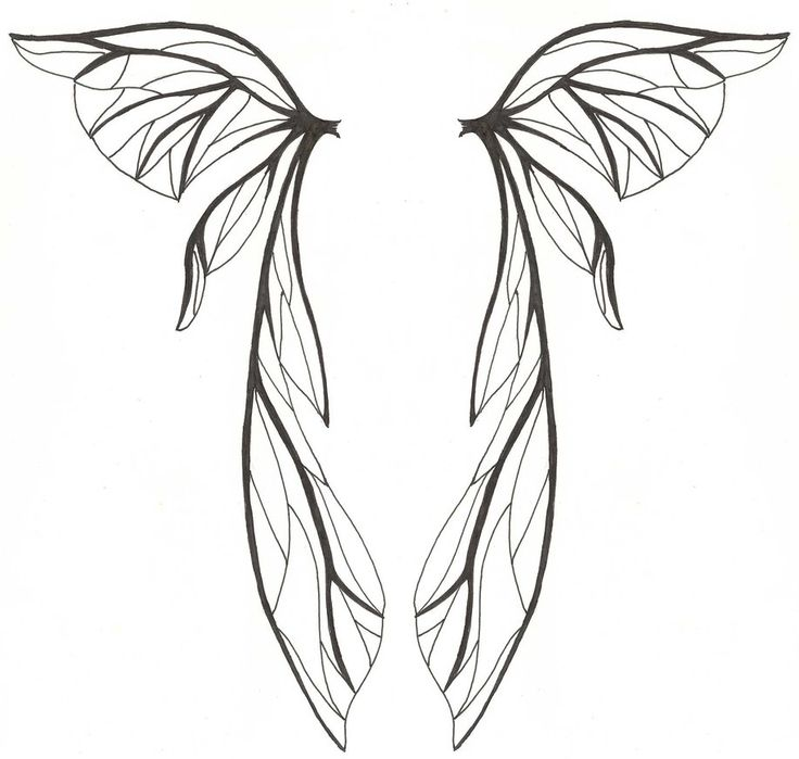 736x699 Heart With Wings Clipart Black And White For Silhouette