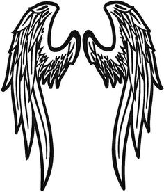 236x276 Angel Wings Liked On Polyvore Featuring Backgrounds, Extra