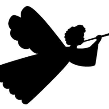 354x354 Shop Angel Silhouette On Wanelo