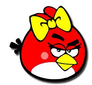 317x290 Angry Bird Free Svg Files And Tons More Svg Amp Gsd Files