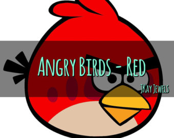 340x270 Angry Birds Decor Etsy