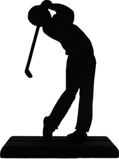 236x314 Golfer Silhouette Vector Awesome Golfer Vector Downloadsilhouette
