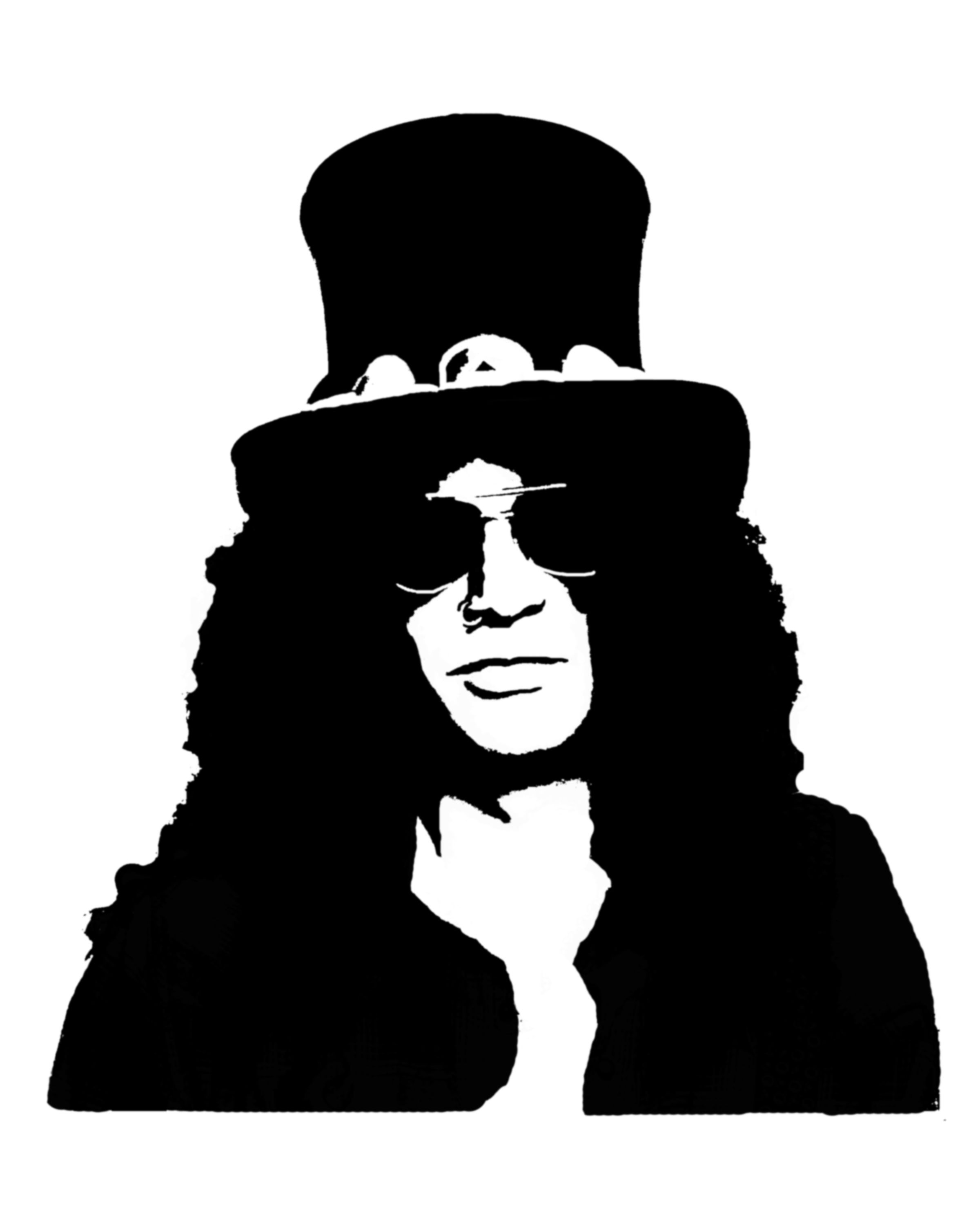 Angus Young Silhouette at GetDrawings com | Free for personal use