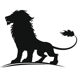 270x270 Lion Tattoos For Men Lion Silhouette, Silhouette Tattoos And Tattoo