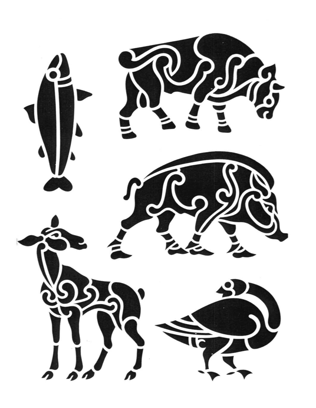 1063x1375 Cute And Pet Animals Beauteous Hawaiian Symbols Tattoos