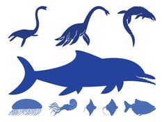 236x176 A Place To Be Happy! Easter Animal Silhouettes