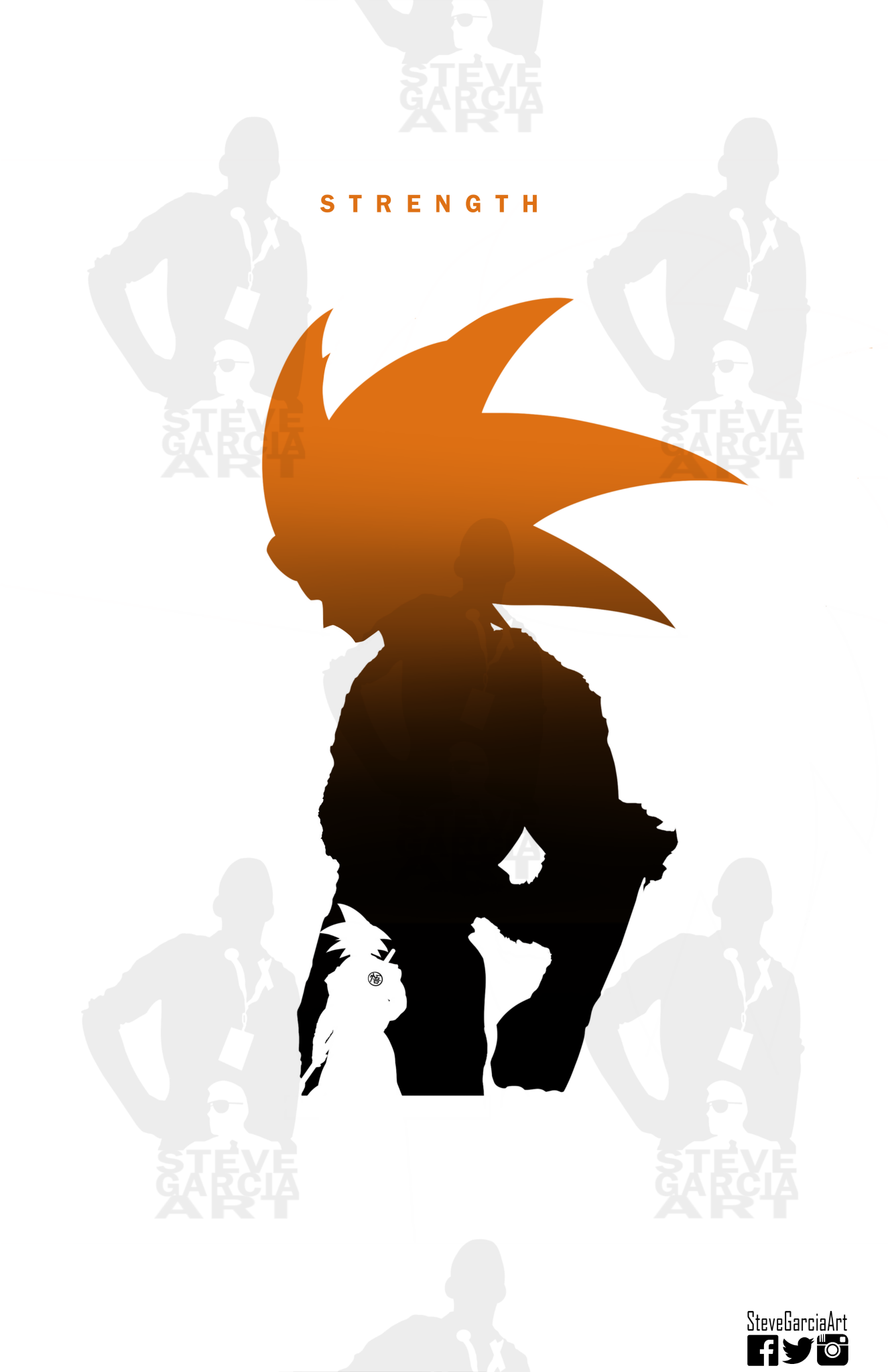 1325x2048 Super Silhouette 5 Anime Pinterest Silhouettes, Dragon ball