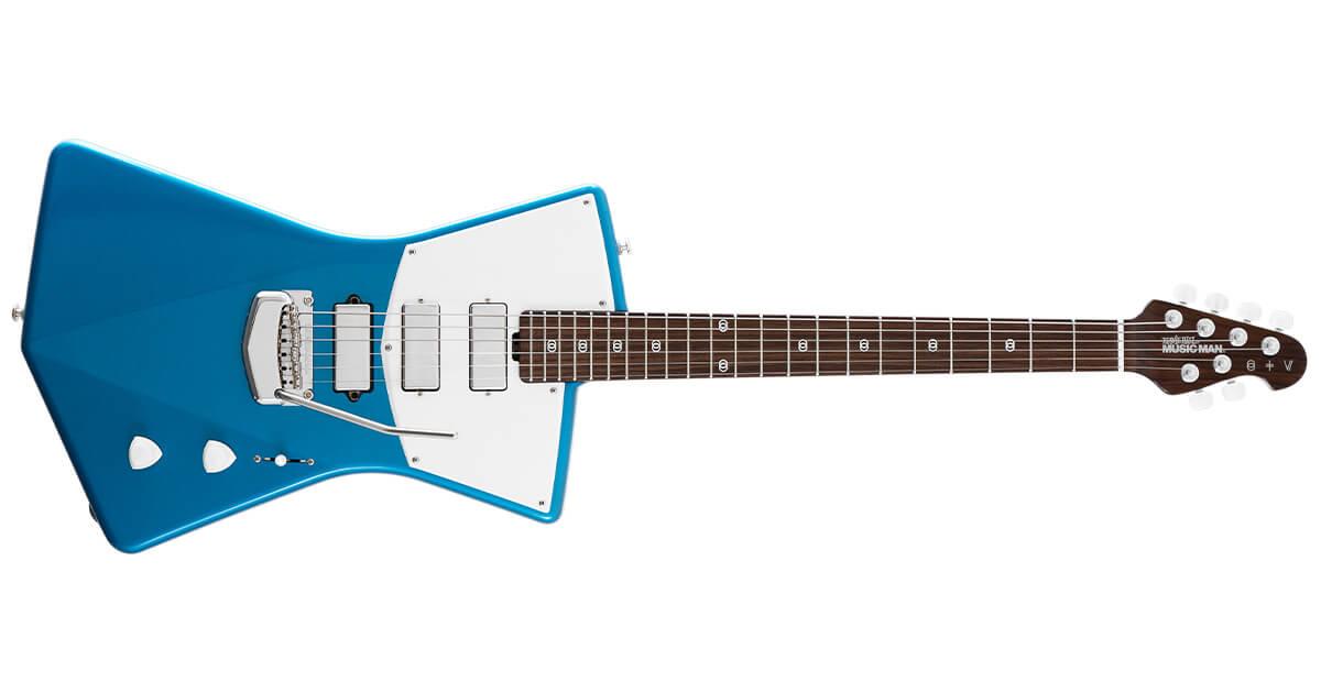 1200x630 St. Vincent Guitars Ernie Ball Music Man