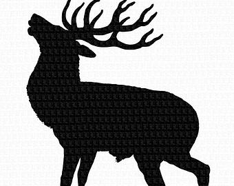340x270 Deer Clipart