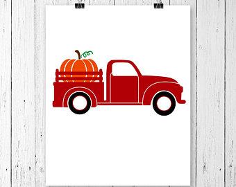 340x270 Antique Truck Svg Etsy