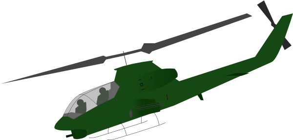 600x288 Apache Helicopter Silhouette Clipart Panda