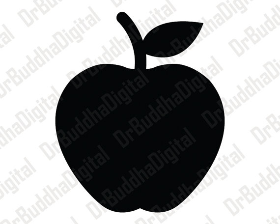 570x456 Apple Svg Collection